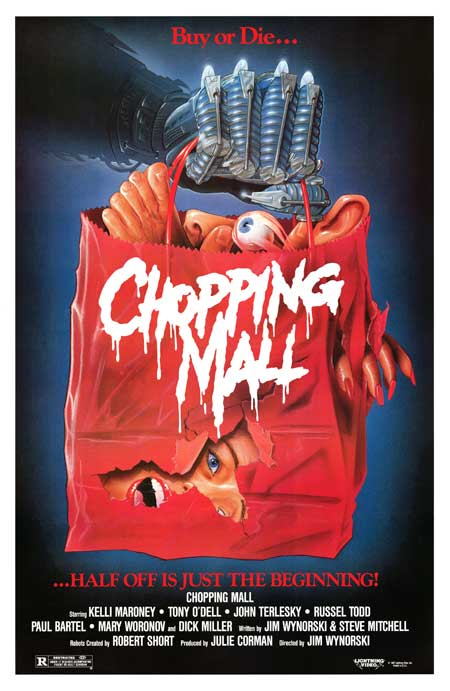 """Everyone knows some messed up things can happen at """"Chopping Malls"""""""