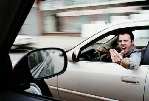 """Road Rage"" by Irish Typepad (CC BY -NC -ND 2.0)"