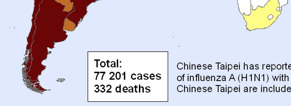 And quite a pandemic it was!